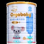 恒大咔哇熊金装奶粉ORGABABY2段900克