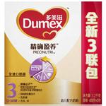 多美滋精确盈养幼儿3段配方奶粉400g(BabyBox体验装)