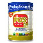 金装FOS婴儿配方奶粉(一段)