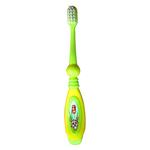 卡芭兔训练护齿儿童牙刷(绿色)