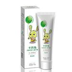 卡芭兔无氟防蛀儿童牙膏40克(西瓜味)