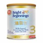 旭贝尔幼儿配方奶粉3段400g